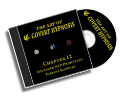 The Art Of Covert Hypnosis CD12