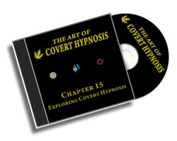 The Art Of Covert Hypnosis CD15