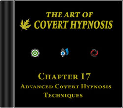 The Art Of Covert Hypnosis CD17