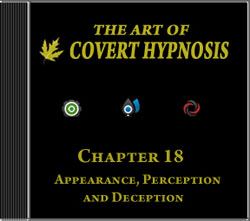 The Art Of Covert Hypnosis CD18